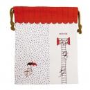 日本yadorigi小老鼠系列束口袋B017C0116S5362272