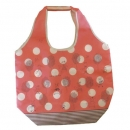 日本Rub a dub dub可收納環保購物袋(草莓粉)B017C0144S3946028