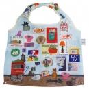 日本ECOUTE!可收納大型環保購物袋(海報樣)B017C0169S5221870