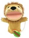 日本Original Soft Toy獅子手偶玩具B017C0219S3439254