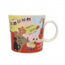 日本ECOUTE!貓咪陶瓷杯B017C0229S5571696