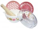 日本Anano café北鼻烹飪器具組(粉色)B017C0239S3439616