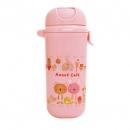 日本Anano café北鼻零食簡便存放瓶(粉)B017C0255S5394165