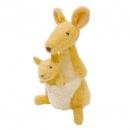 日本Original Soft Toy原創毛絨袋鼠玩偶B017C0267S4694471