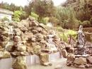 寺廟觀音山水造景