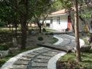 庭園組合休閒屋
