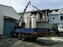 專業化學桶搬運
