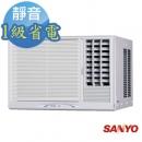 SANLUX三洋吹窗型冷氣買賣安裝