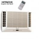 日立HITACHI定頻雙吹式窗型冷氣清洗