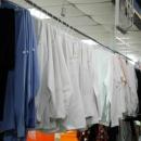 清洗整燙完畢的衣物