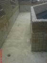 台南防水施做-花圃土壤清除