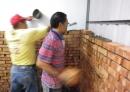 廚房改造施工-泥作.