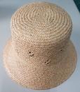 手工藺草漁夫帽
