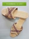 手工拉菲鞋(女)