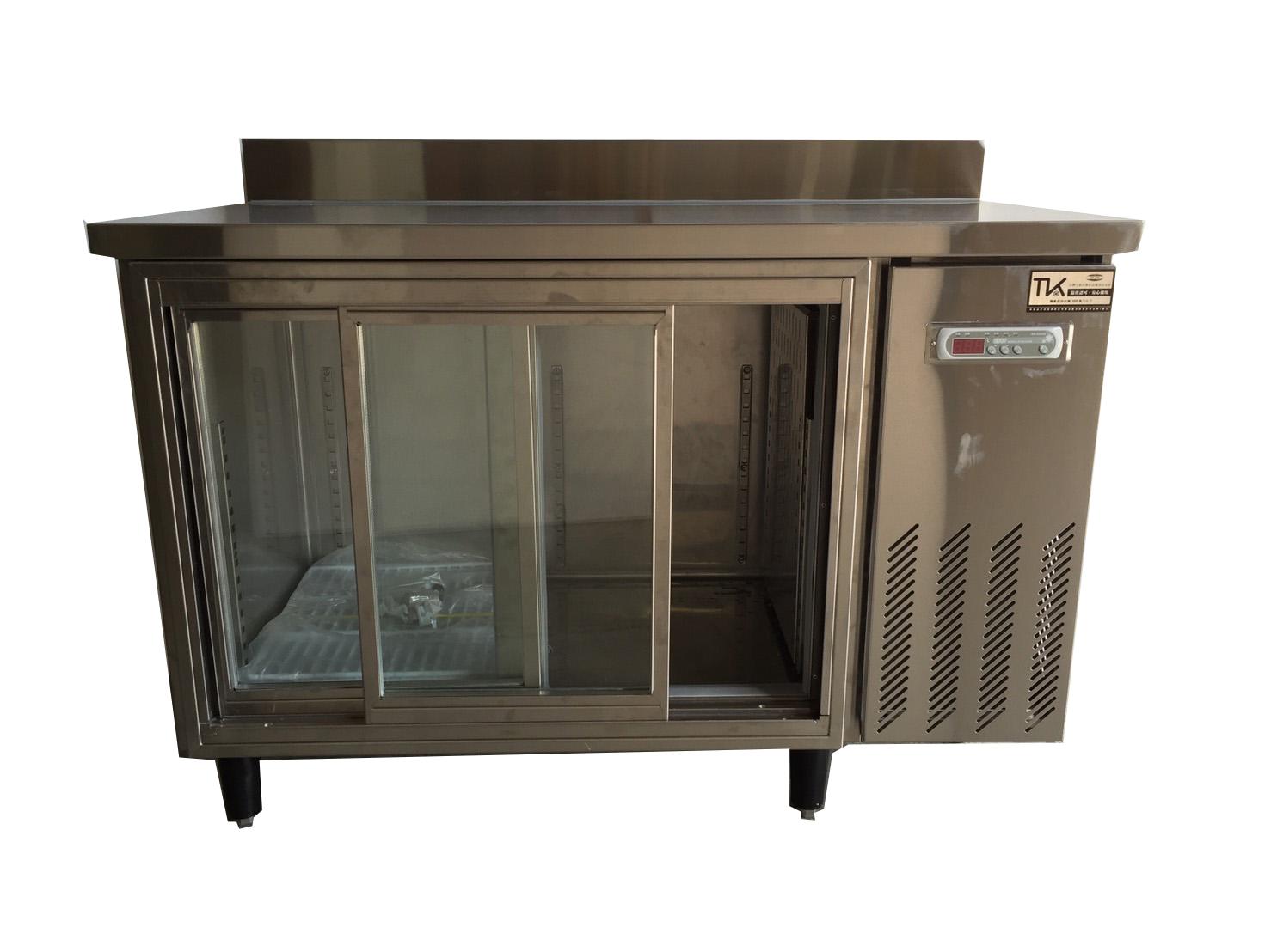 臥式展示無霜推門式冷藏櫃3.png
