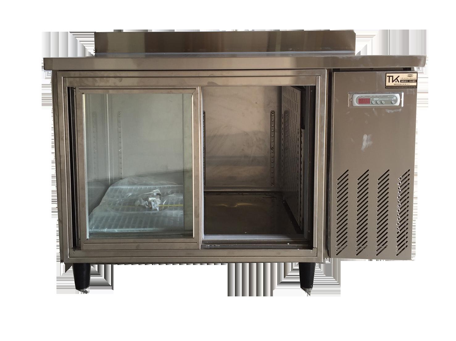 臥式展示無霜推門式冷藏櫃2.png
