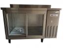 臥式展示無霜推門式冷藏櫃