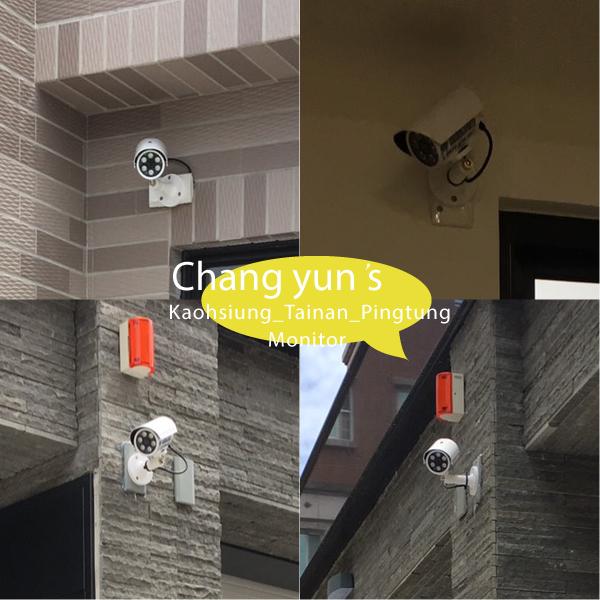 台南安平區 監視器 透天 監視器安裝工程.jpg