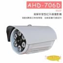 AHD-706D 高解析管型攝影機
