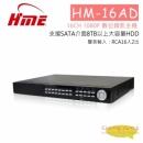 HM-16AD 16ch 1080P數位錄放影機