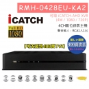 RMH-0428EU-KA2 4CH 數位錄影主機