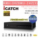 RMH-0428MU-JA2 4CH數位錄影主機