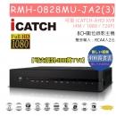 RMH-0828MU-JA2(3) 8CH數位錄影主機