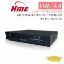 HM-4A 數位錄影主機