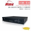 HM-8A 數位錄影主機