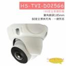HS-TVI-D025G6 180度全景攝影機