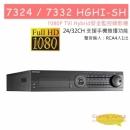 7324 7332 HGHI-SH 1080P TVI Hybrid安全監控錄影