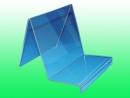 VA-DM-150 A字型壓克力角度55度4光邊+4R角