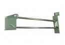 SW-U120 槽板雙掛鉤 120mm 電鍍含價格卡