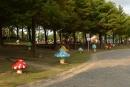 宜蘭親水公園-香菇造型燈殼2