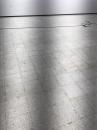 地板清潔後