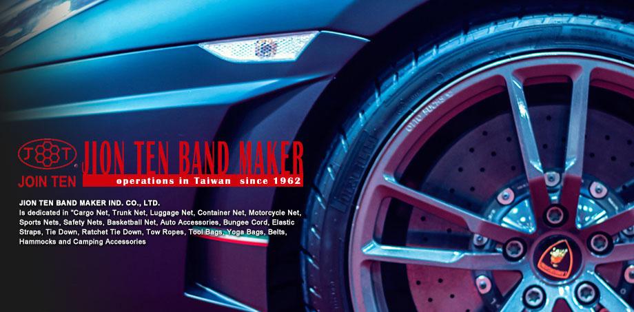 JION TEN BAND MAKER IND. CO., LT
