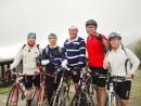 完成單車挑戰陽明山之旅