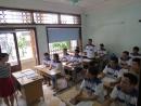萬達人力集團外勞越南中心上課情形
