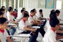 萬達人力集團外勞在印尼上課情況
