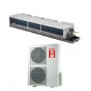 空調工程安裝規畫, 變頻吊隱分離式