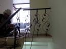 鍛造扶手欄杆施工 (3)