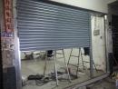 鐵捲門大小門, 鐵捲門加小門, 鐵捲門開小門, 電動大小門安裝