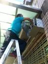 電動鐵捲門故障,鐵捲門馬達維修更換, 修理鐵捲門, 鐵捲門遙控器安裝