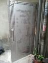 不鏽鋼白鐵門,換新2