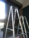 維修手拉鐵捲門撞彎,修理鐵捲門,維修鐵門