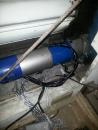 鐵捲門馬達故障更換.安裝鐵捲門馬達