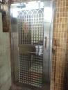 台中白鐵門,白鐵鐵門,白鐵大門價格,不鏽鋼門安裝/加門弓器