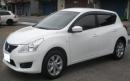 NISSAN-日產汽車租賃-TIIDA5D 1600cc(白色)