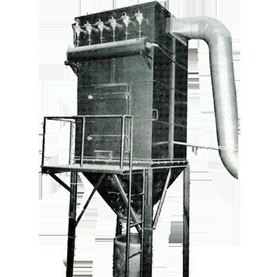 FHI型袋濾集塵機(脈動噴射式).png