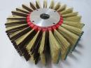 簡易型插銷式砂布棕輪